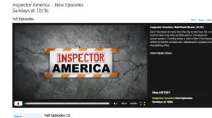Inspector America infrastructure